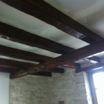Beams after
