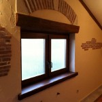New window and frame