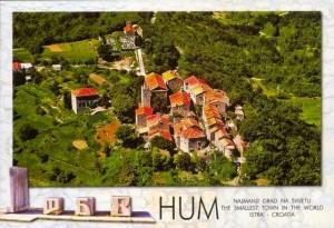 Hum Worlds smallest Town