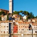 Rovinj - view from the sea