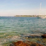 Rovinj - peaceful sea