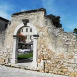 Stare ruševine u Poreču