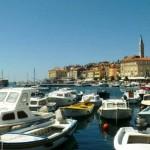Rovinj harbour