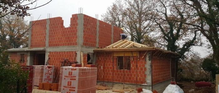 Brickwork Ground Floor
