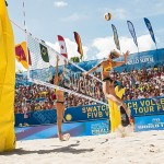 Beach-volleyball Porec